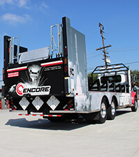 Encore's New 37-Foot Peterbilt