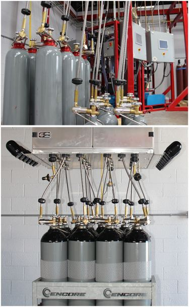 Packaging Compressed Gas Cylinders