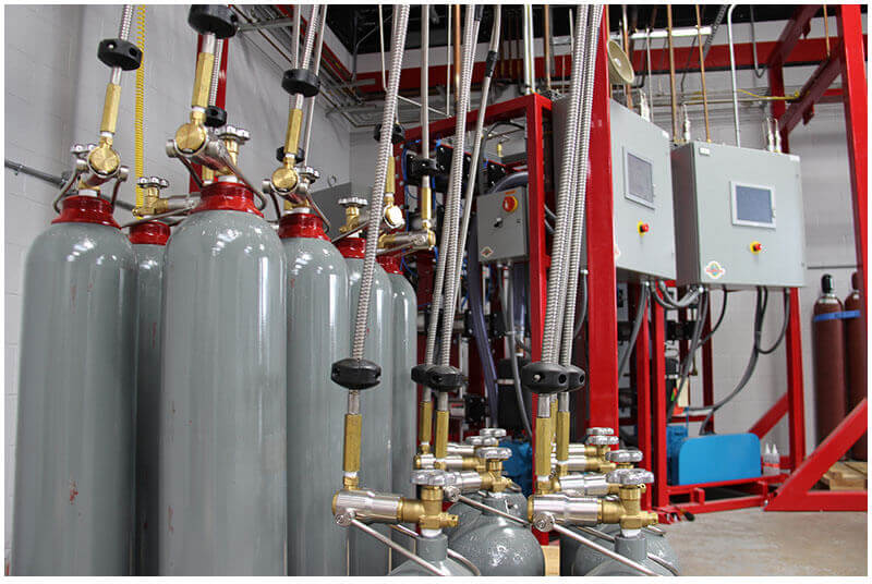 Encore Specialty and Industrial Gas Facility