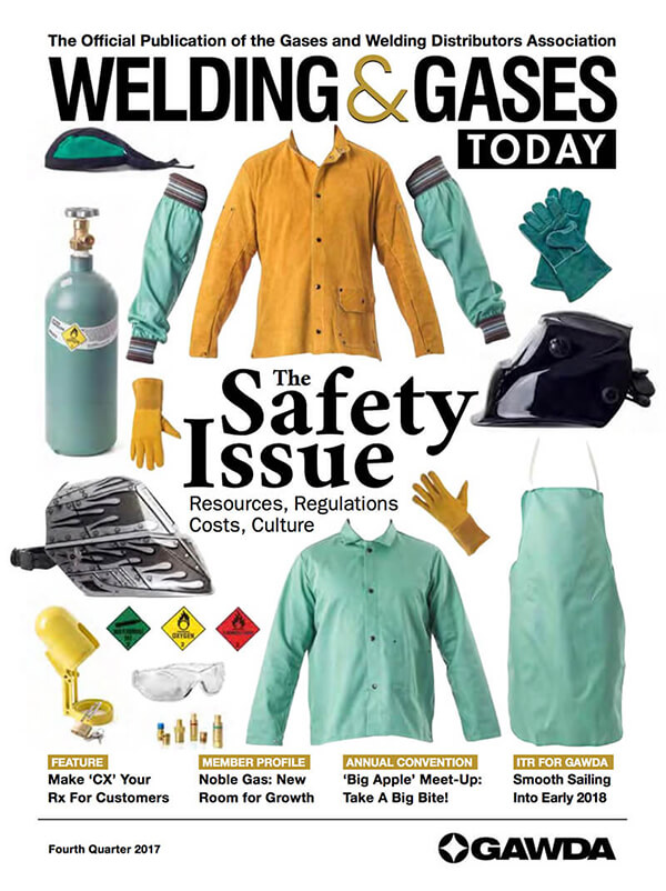 GAWDA: Welding and Gases Today Magazine